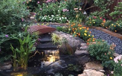 October 2020 Garden Art Show